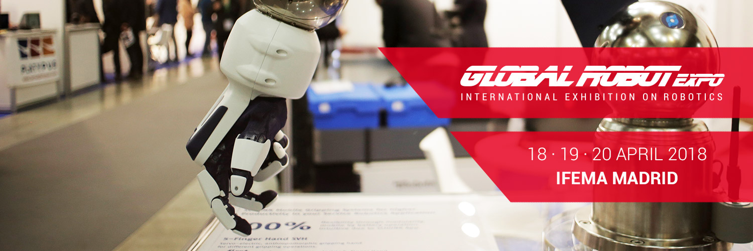 Banner Global Robot Expo