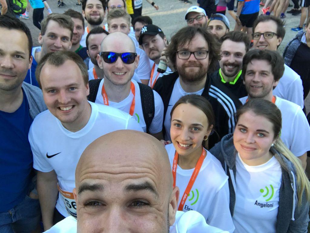 SemVox Team b2run Dillingen 2018