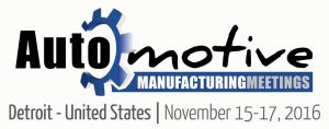 Automotive Manufacturing Meetings Detroit 2016