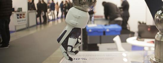 Global Robot Expo 2018